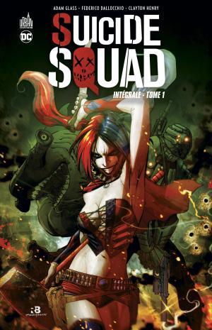 Suicide Squad édition TPB Hardcover (cartonnée) - Intégrale - Issues V4