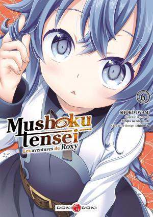 Mushoku Tensei - Les aventures de Roxy 6 Manga