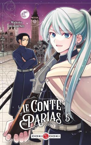 couverture, jaquette Le Conte des Parias 5