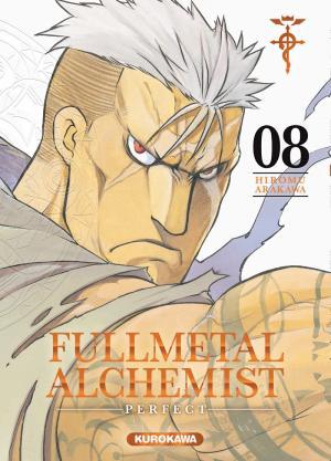 couverture, jaquette Fullmetal Alchemist perfect 8