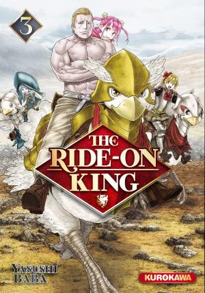 couverture, jaquette The Ride-On King 3