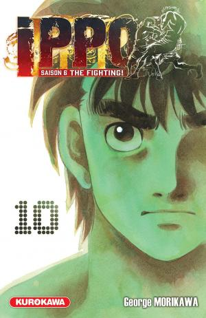 couverture, jaquette Ippo Saison 6 : The fighting ! 10