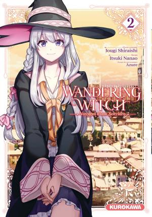 Wandering witch 2 Manga