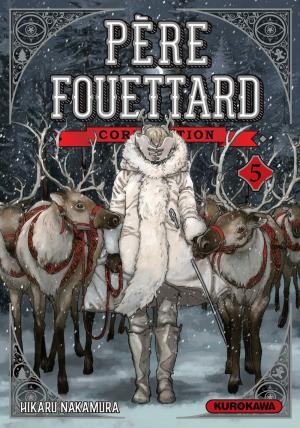 couverture, jaquette Père Fouettard Corporation 5