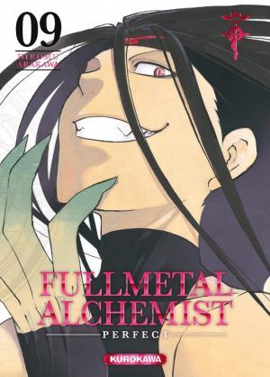 couverture, jaquette Fullmetal Alchemist perfect 9