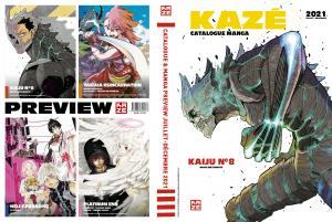 Manga Preview Kazé 7 Simple