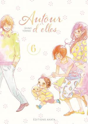 Autour d'elles 6 Manga