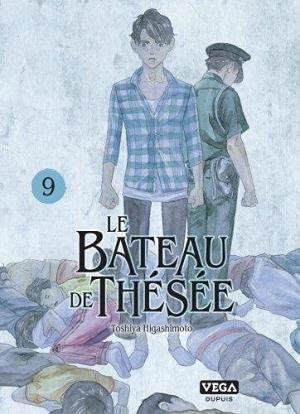 couverture, jaquette Le bateau de Thésée 9  (Vega) Manga