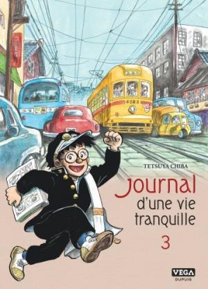 Journal d'une vie tranquille 3 Simple