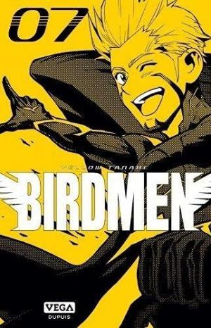 couverture, jaquette Birdmen 7
