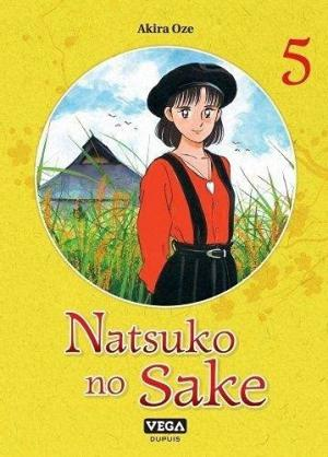 couverture, jaquette Natsuko no sake 5