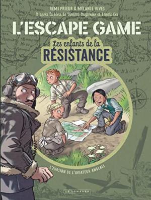 Les enfants de la résistance édition Livre-jeu