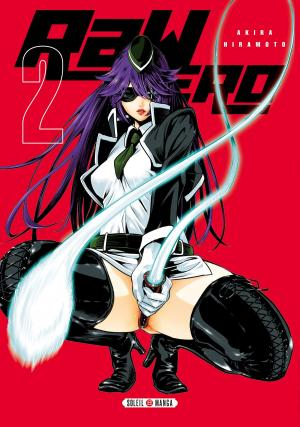 couverture, jaquette Raw Hero 2