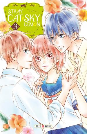Stray Cat and Sky Lemon 3 Manga