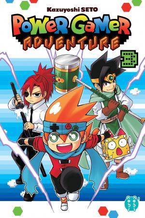Power Gamer Adventure 3 simple
