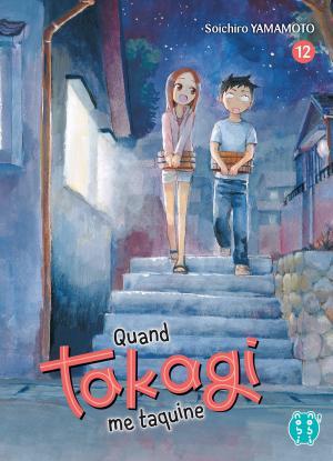 couverture, jaquette Quand Takagi me taquine 12