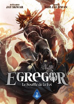 Egregor - Le souffle de la foi 7 Global manga