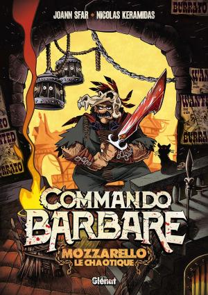 Commando Barbare  Roman illustré