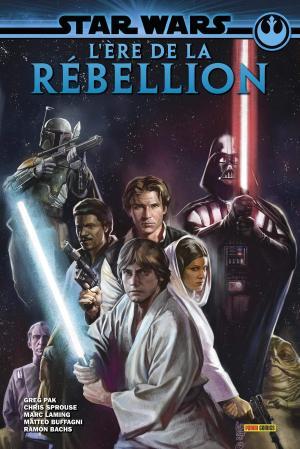 Star Wars - L'ère de la rebellion édition TPB Hardcover (cartonnée)