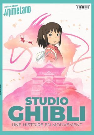 couverture, jaquette Animeland 26  - Studio GhibliHors-série (Anime Manga Presse)