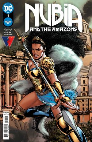 Nubia and the Amazons édition Issues (2021 - en cours)