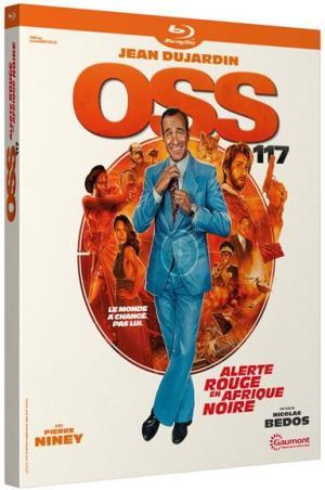 OSS 117 : Alerte rouge en Afrique noire édition simple