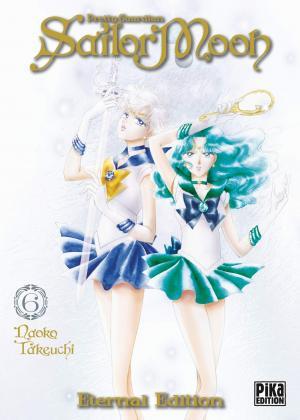 couverture, jaquette Pretty Guardian Sailor Moon Eternal 6