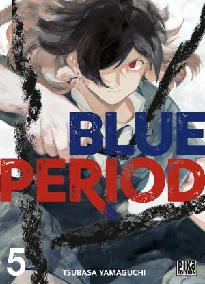 couverture, jaquette Blue period 5