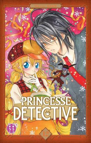 Princesse détective 12 simple