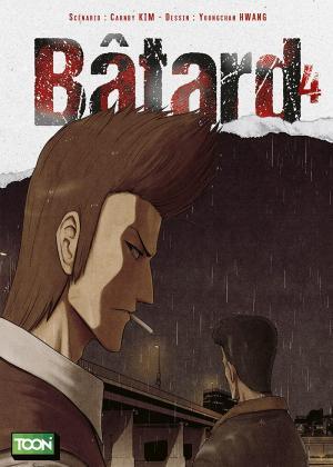 couverture, jaquette Bâtard 4  (Ki-oon) Webtoon