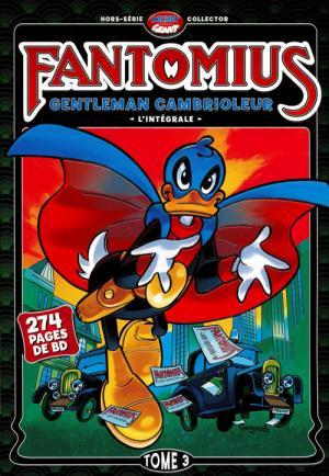 Mickey Parade 3 - Fantomius - Gentleman cambrioleur