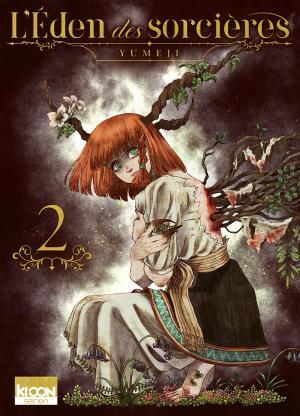 couverture, jaquette L'Éden des sorcières 2  (Ki-oon) Manga