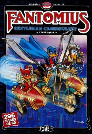 Mickey Parade 4 Hors-série Fantomius