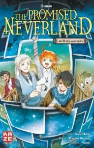couverture, jaquette The promised neverland 4