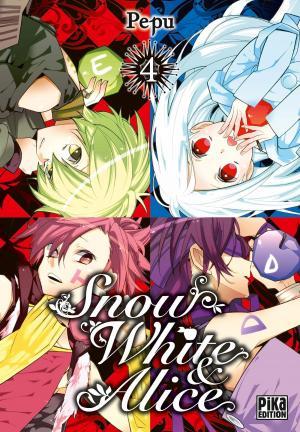 Snow White & Alice 4 simple