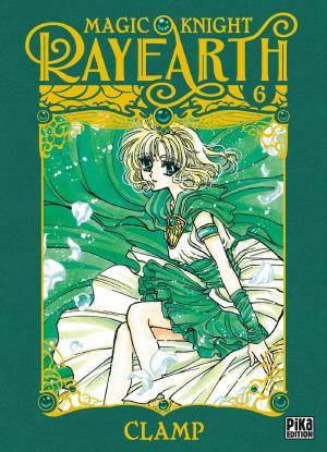 Magic Knight Rayearth réédition 6 Manga