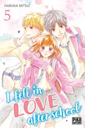 couverture, jaquette I Fell in Love After School  5