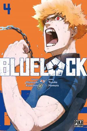 Blue Lock 4 simple