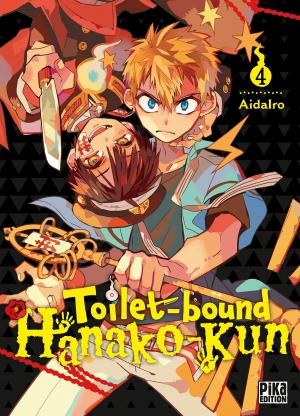 couverture, jaquette Toilet Bound Hanako-kun 4