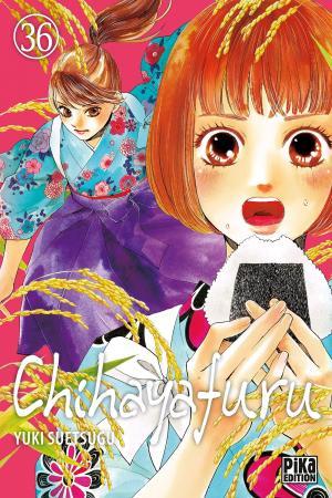 couverture, jaquette Chihayafuru 36  (Pika) Manga