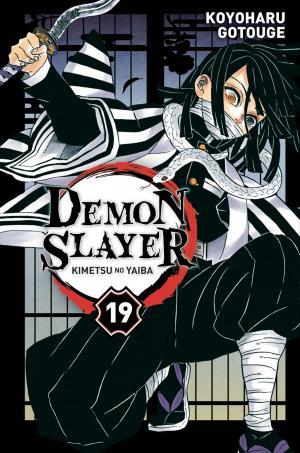 couverture, jaquette Demon slayer simple 2019 19