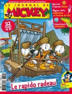 Le journal de Mickey 3606 Simple