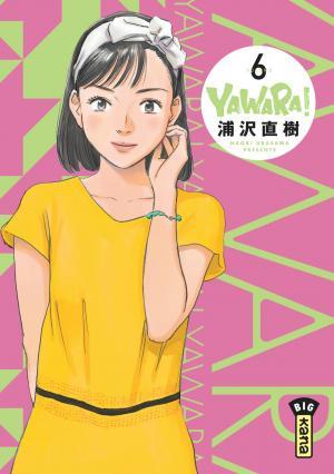 couverture, jaquette Yawara ! 6 Deluxe (kana) Manga