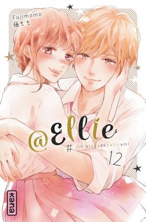 couverture, jaquette @Ellie 12  (kana) Manga