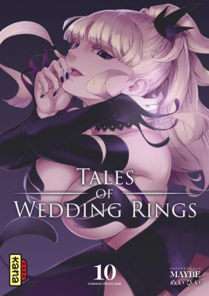 couverture, jaquette Tales of wedding rings 10
