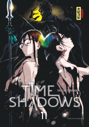 couverture, jaquette Time Shadows 11