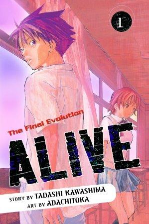 Alive Last Evolution édition Américaine