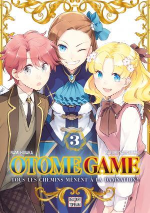 Otome Game 3 Manga