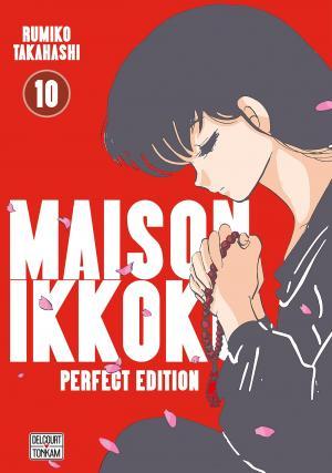 couverture, jaquette Maison Ikkoku perfect 10