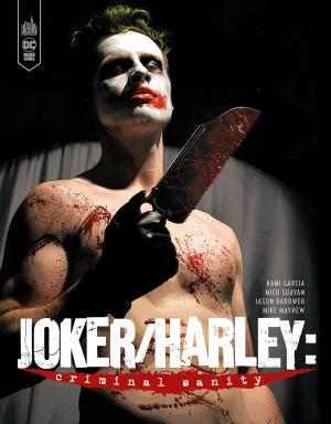 Harley / Joker - Criminal sanity édition TPB Hardcover (cartonnée)